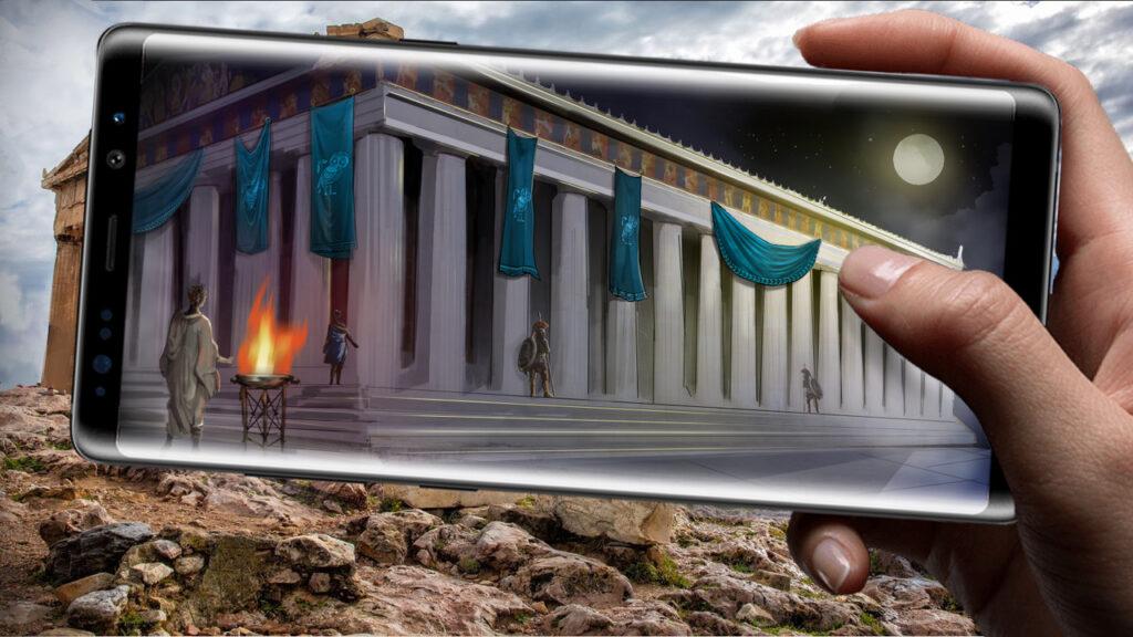 Parthenon de Wallrus.tech