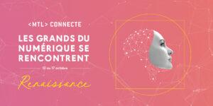SYNTHÈSE est partenaire du MTL Connecte 2021